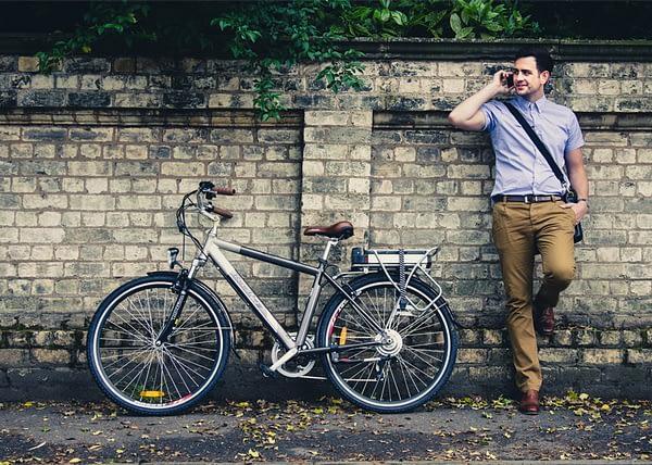 Electric Bikes Tourer Bike Wall