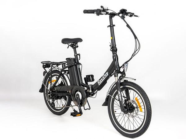 Bliss folding e-bike