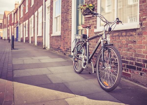 Tourer Bike Street