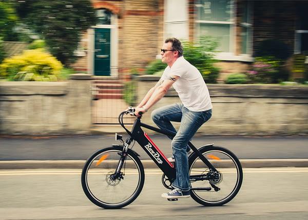 Avatar e-bike lifestyle image